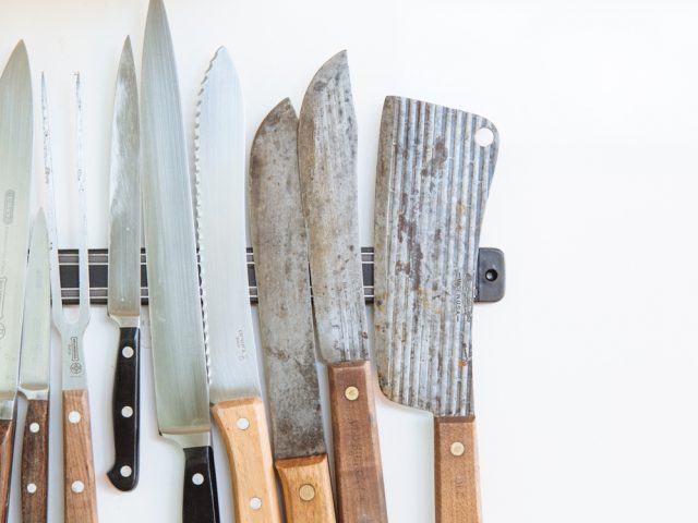 Choisir et entretenir vos couteaux de cuisine