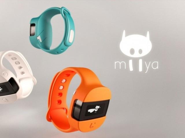 Bracelet connecté et enfant : la solution Miiya
