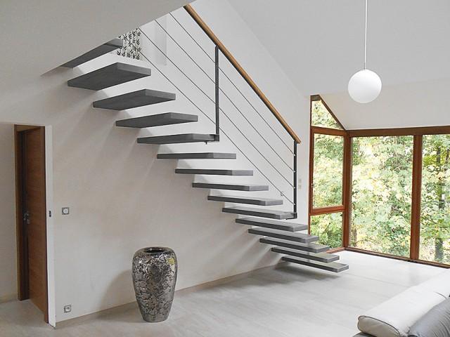 Décoration : bien choisir son escalier
