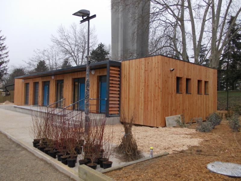 La maison modulaire l avenir bon plan maison for Module prefabrique maison