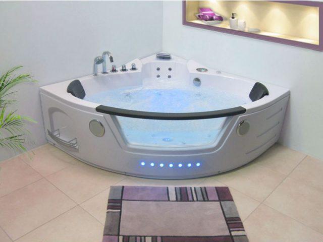 Détente et massages à domicile avec la baignoire balnéo