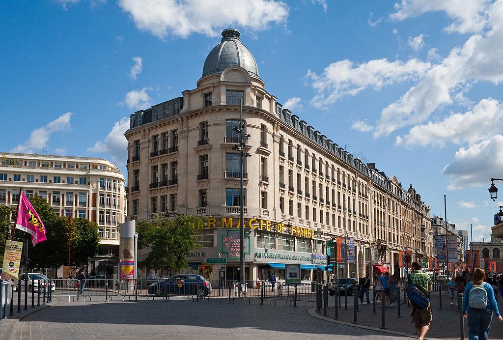 France - ville de Lille