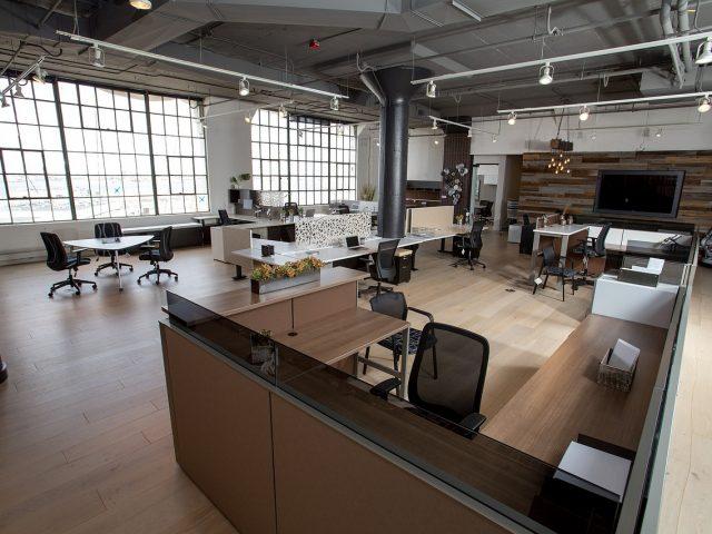 L'agencement des bureaux, indispensable pour un travail de qualité.