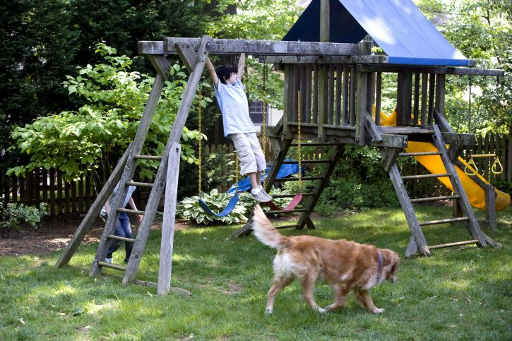 Astuces pour am nager un espace pour les enfants dans son for Amenager un espace jardin
