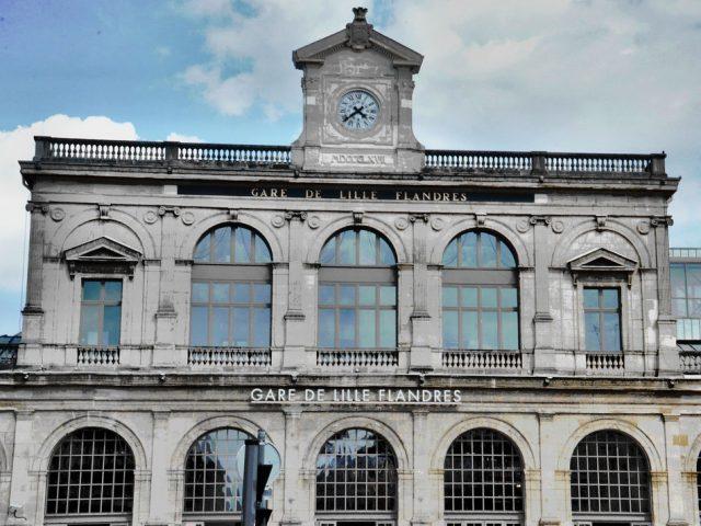 Les différentes manières d'effectuer le trajet Paris-Lille