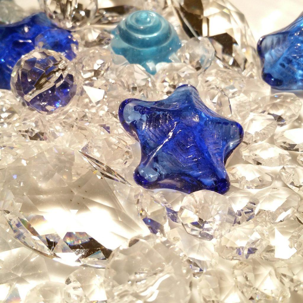 décoration maison mer bleu marine