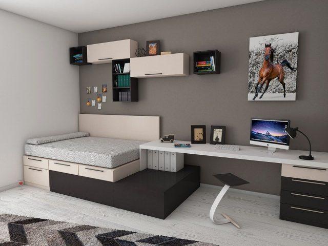 Décorer une petite chambre à coucher avec style !