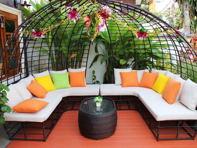 Choisir des meubles de jardin haut de gamme pour aménager ses extérieurs